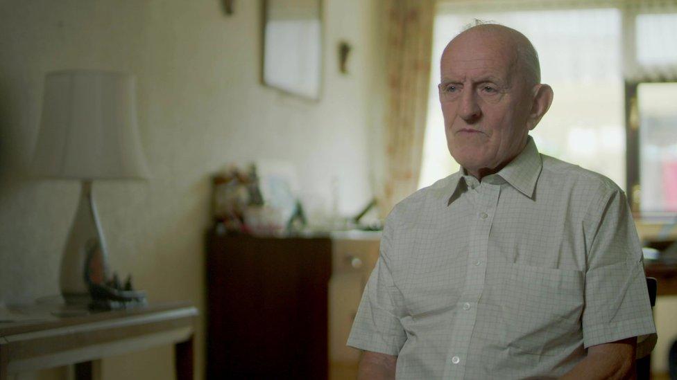 Des Long, former IRA Executive Member