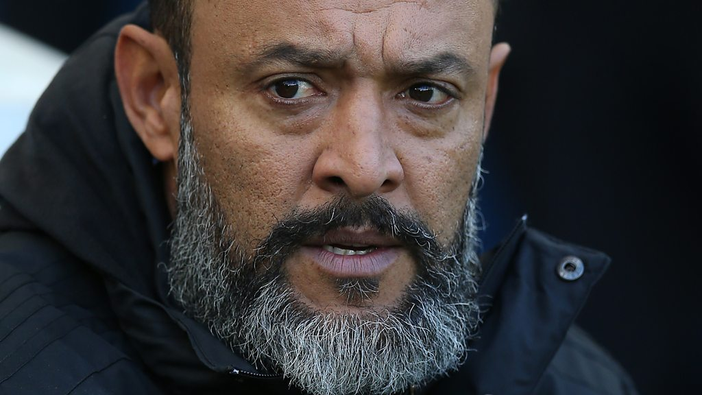 Wolves 0-0 Brighton: Nuno Espirito Santo says Wolves must be more 'clinical'