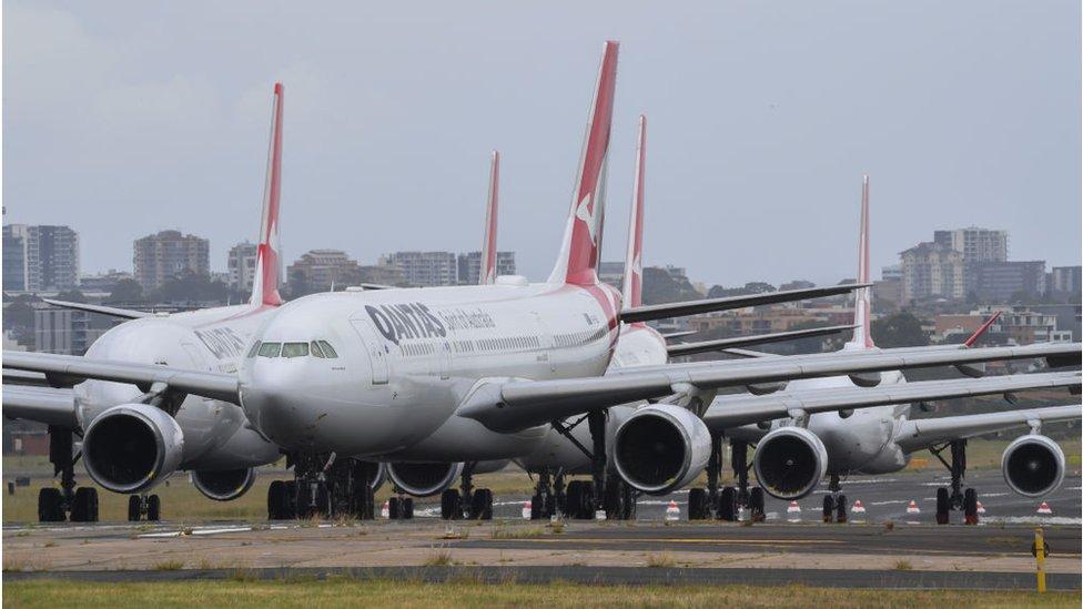 مطار سيدني الدولي
