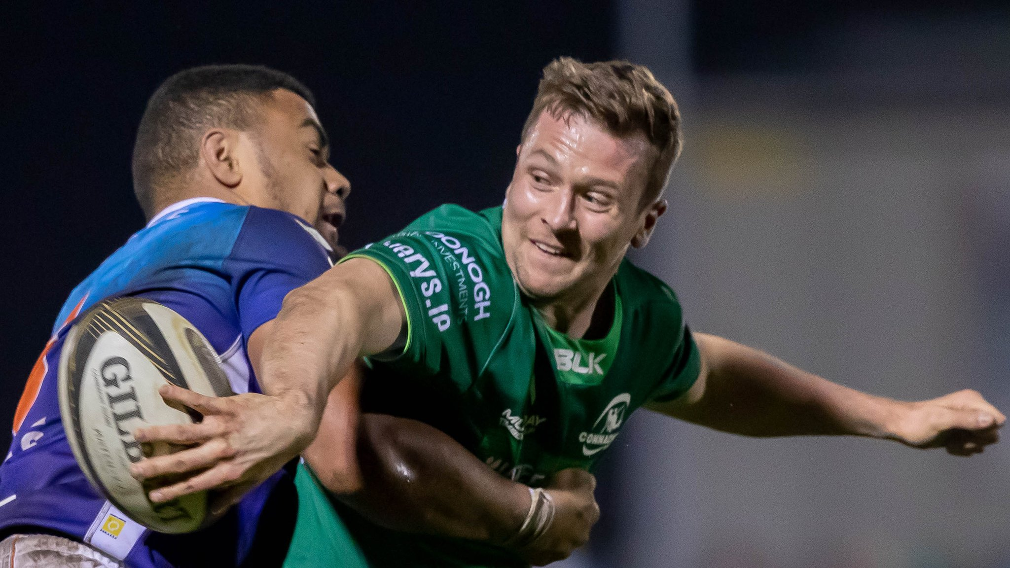 Carty inspires Connacht to win over Benetton