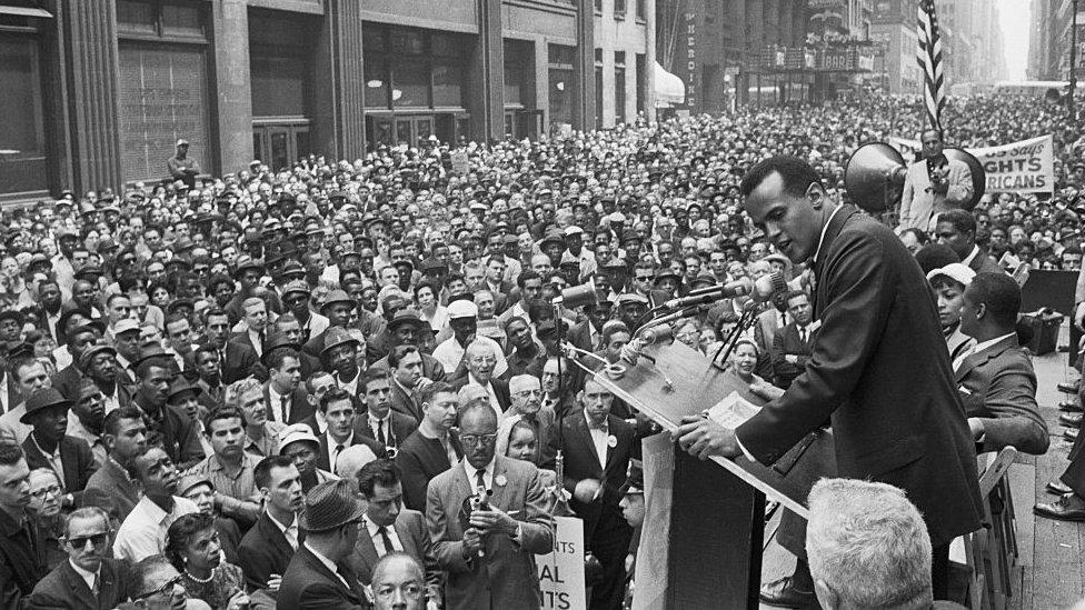 Congregación por los derechos civiles