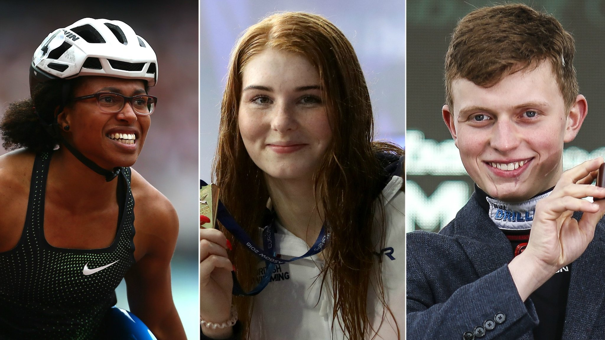 BBC Young Sports Personality 2018: Kare Adenegan, Freya Anderson & James Bowen on shortlist