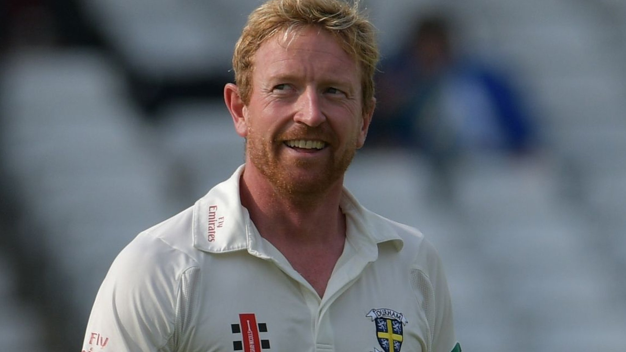 County Championship: Durham start well in Paul Collingwood's farewell game v Middlesex