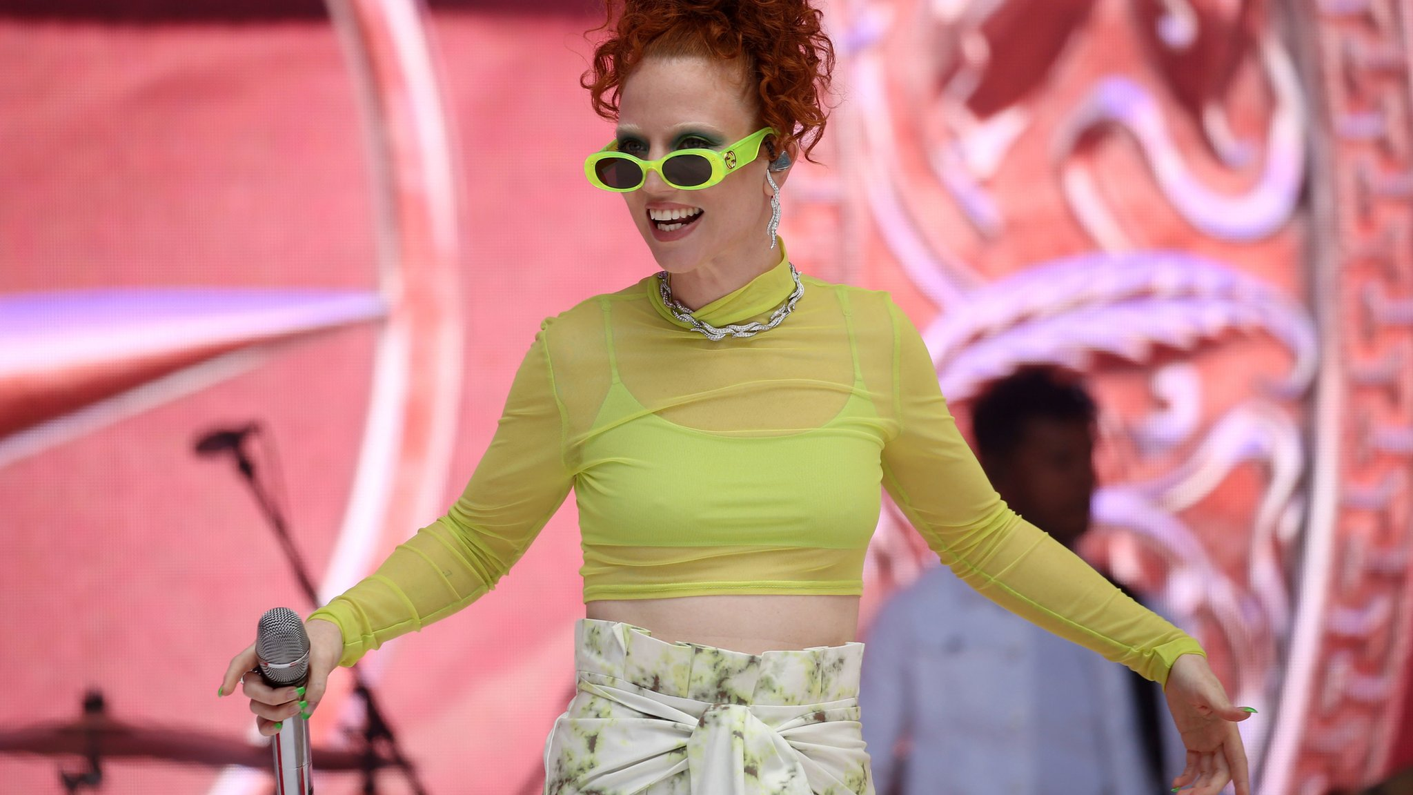 Jess Glynne blames anxiety for last minute Isle of Wight no-show