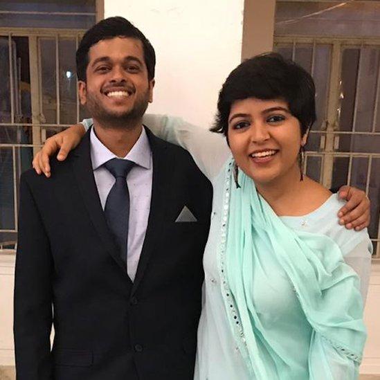 Hari Shankar dan Medha Meenal