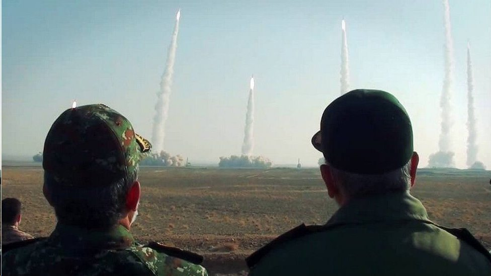 تريد الولايات المتحدة وحلفاؤها فرض قيود على برنامج الصواريخ الباليستية الإيراني