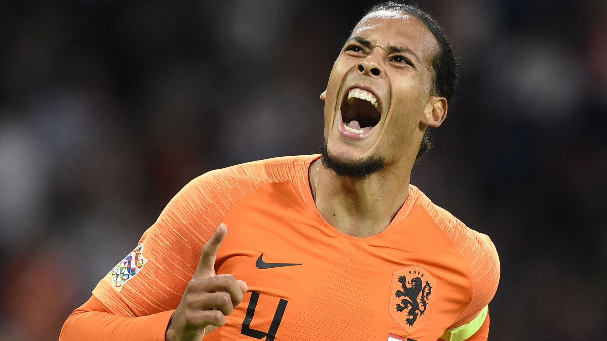 Virgil van Dijk: Liverpool and Netherlands defender to miss Belgium game with rib injury