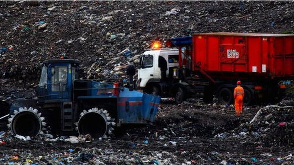 Landfill ban could see Scotland's waste sent to England