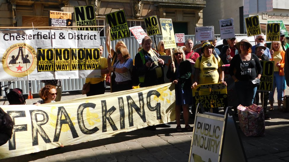 Derbyshire fracking inquiry INEOS