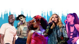 BBC News - Rihanna, Ariana, The 1975 and more: The most anticipated new music of 2019