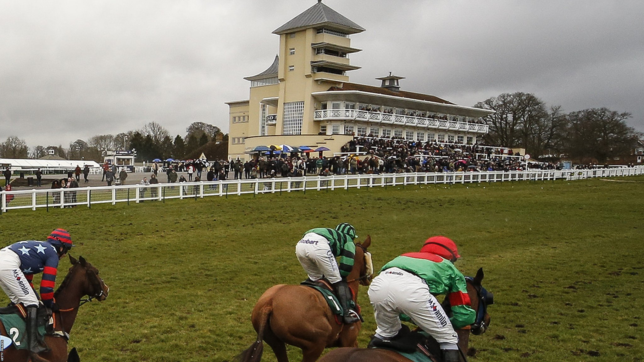 Towcester racecourse: Administrators looking for October sale