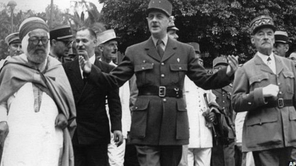 الاحتلال الفرنسي للجزائر استمر بين 1830 و1962