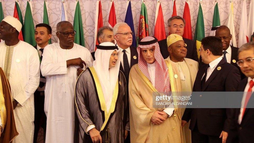 تستضيف مكة ثلاث قمم خليجية وعربية وإسلامية لاتخاذ موقف موحد ضد إيران