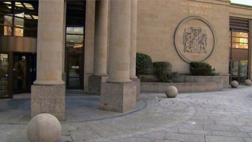 Man convicted of street knife murder bid caught on CCTV