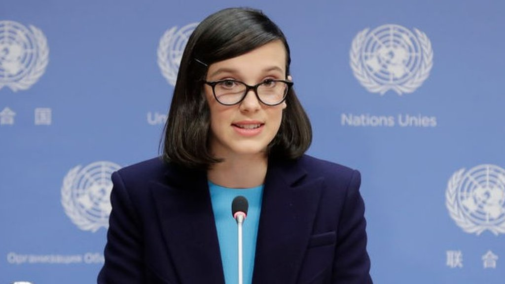 Millie Bobby Brown: Bullies made me move school