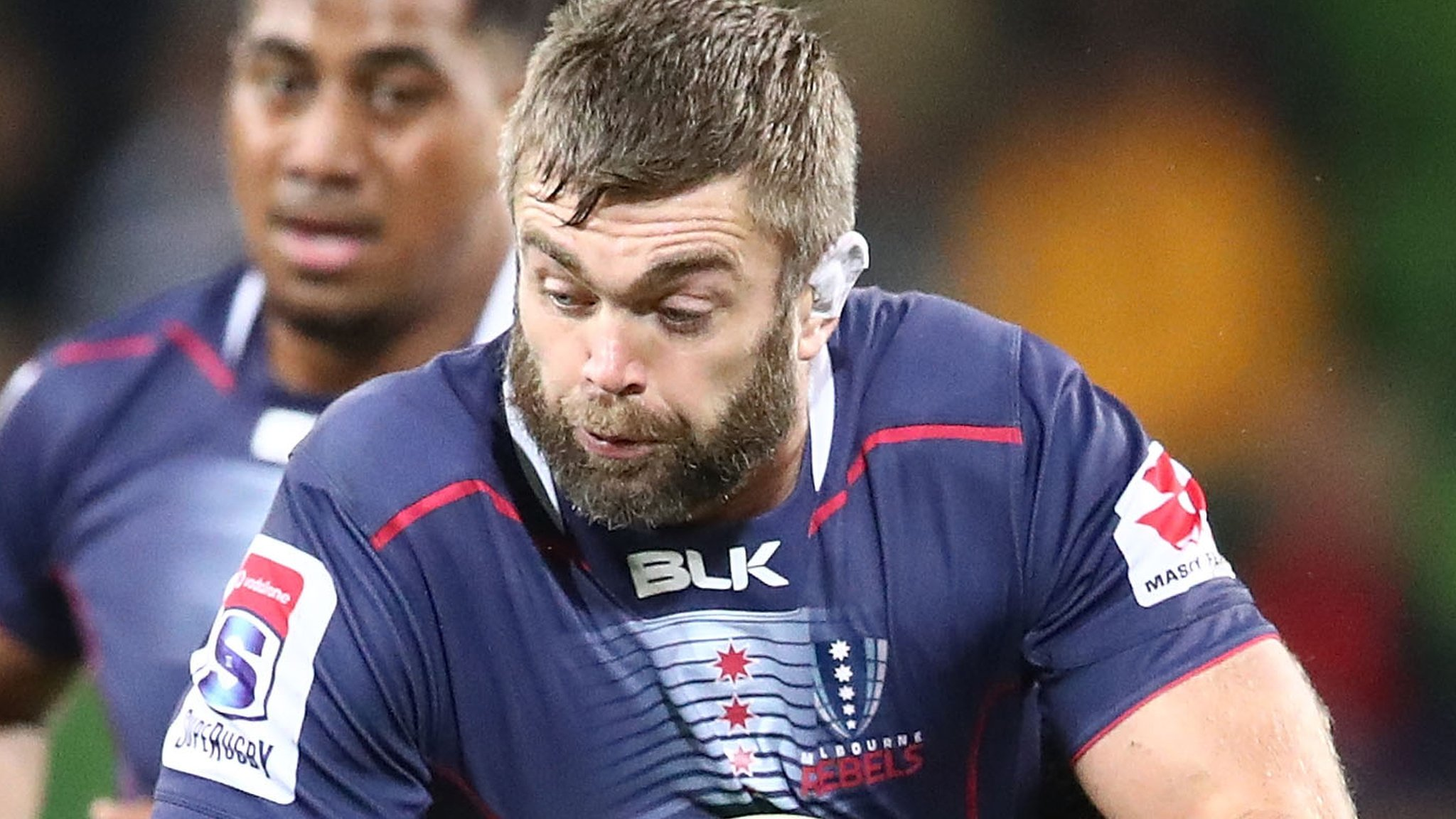 Ex-England lock Parling's 'adventure' returns to Melbourne