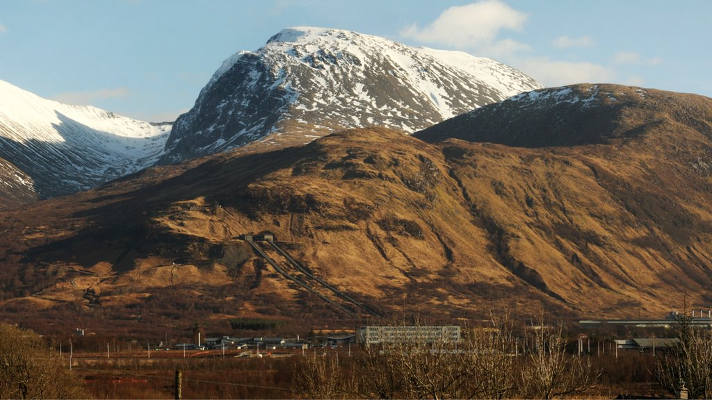Eco cabins resort planned for near Ben Nevis