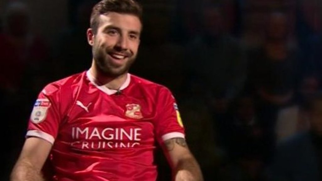 Michael Doughty: Swindon Town's Harrow School alumni with 14 'A' grades