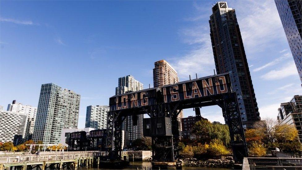 Long Island City, donde Amazon prevé instalarse, es una de las zonas de crecimiento más rápido de Nueva York.