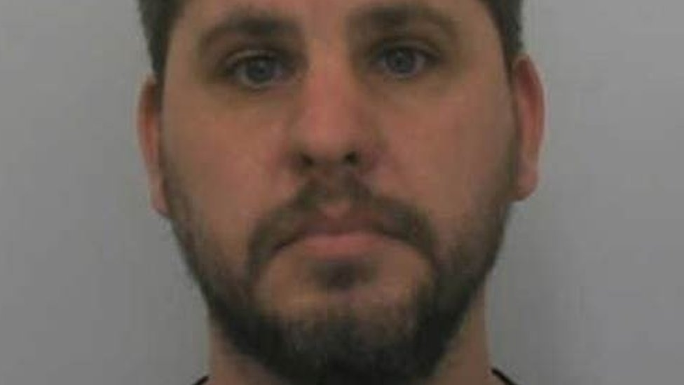 Marcus Wooldridge, 36, of Southmead