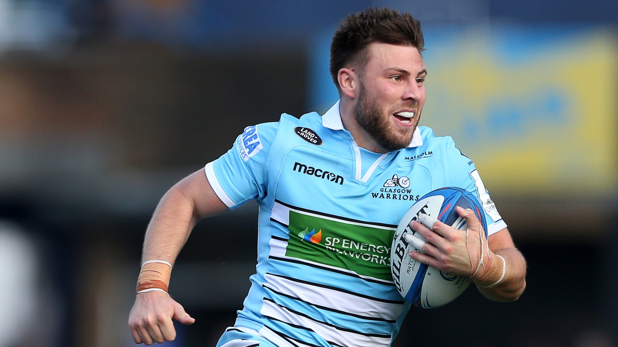 Clinical Glasgow Warriors win away to Cardiff Blues