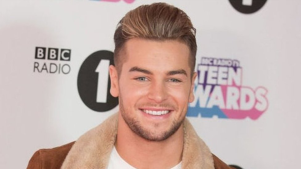 Love Island's Chris Hughes says brother has testicular cancer