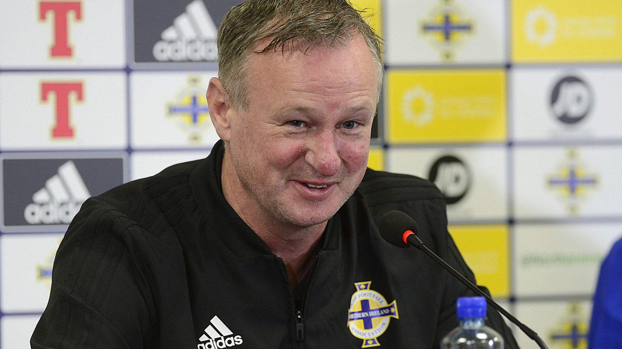 Nations League: NI boss Michael O'Neill calls for more guile against Austria