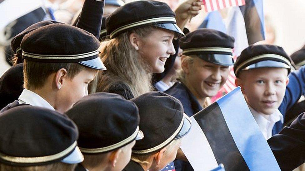 Эстонские школы признаны лучшими в Европе. В чем секрет успеха?