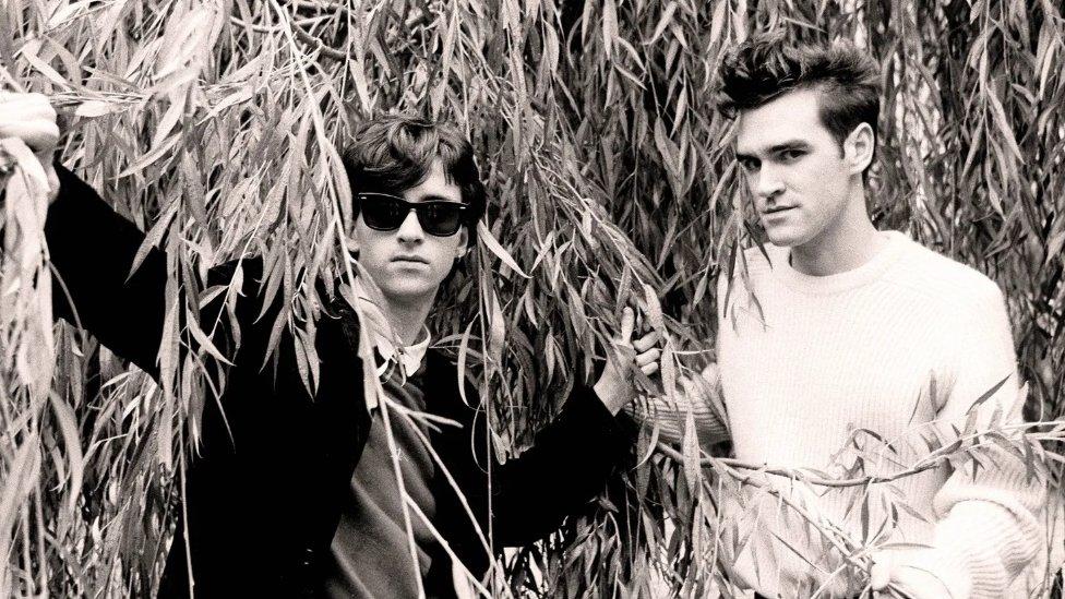 Džoni Mar i Morisi iz The Smiths
