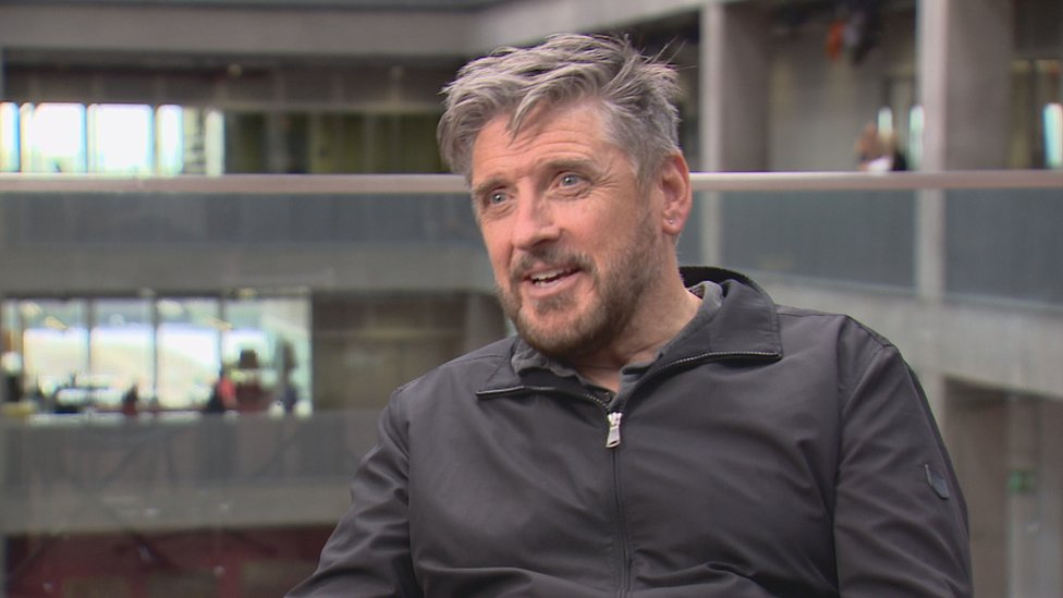 The former Late Late Show host Craig Ferguson will be returning to Edinburgh after 23 years