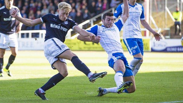 Dundee 3-2 St Johnstone