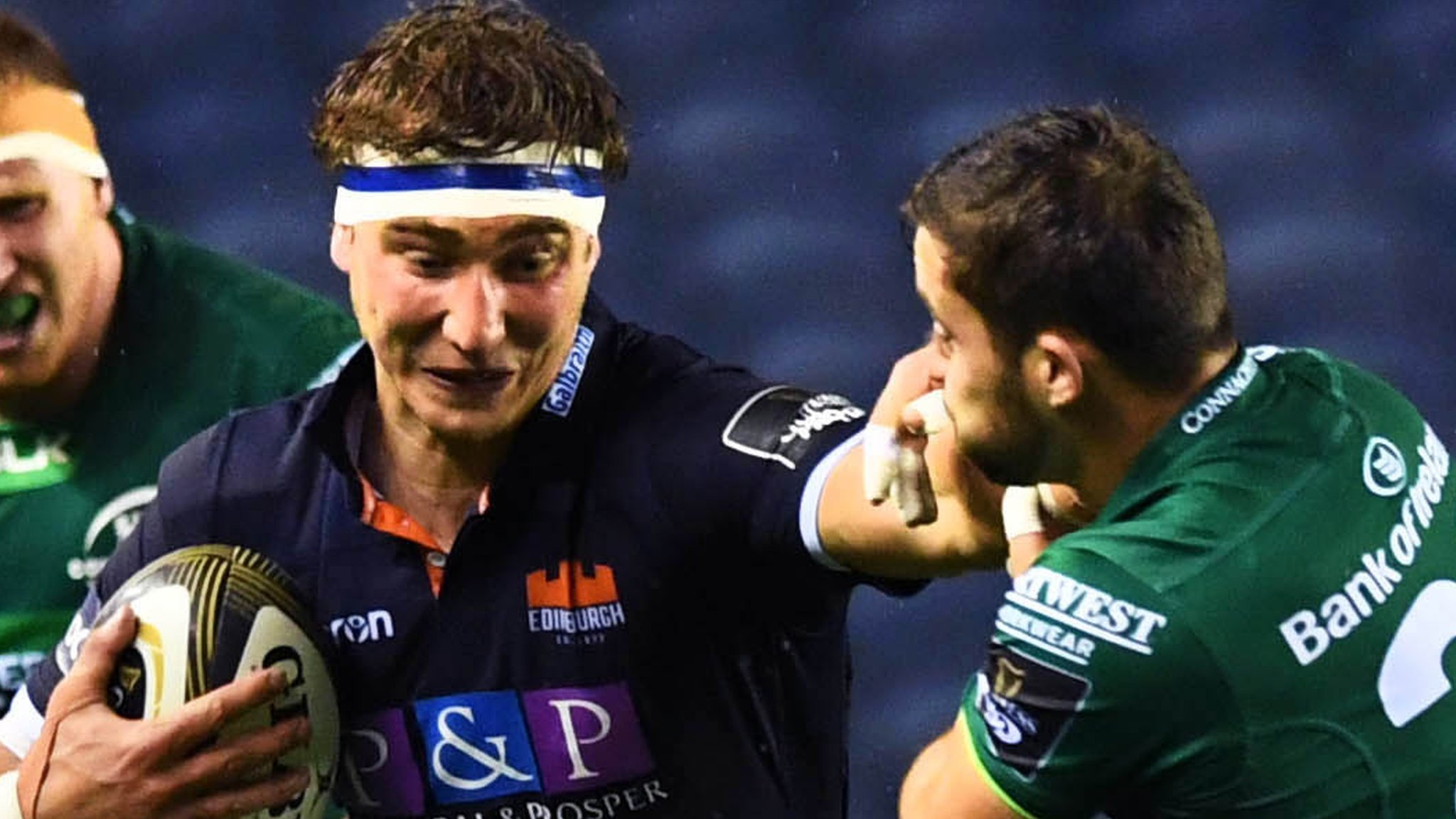 Pro14: Edinburgh 17-10 Connacht