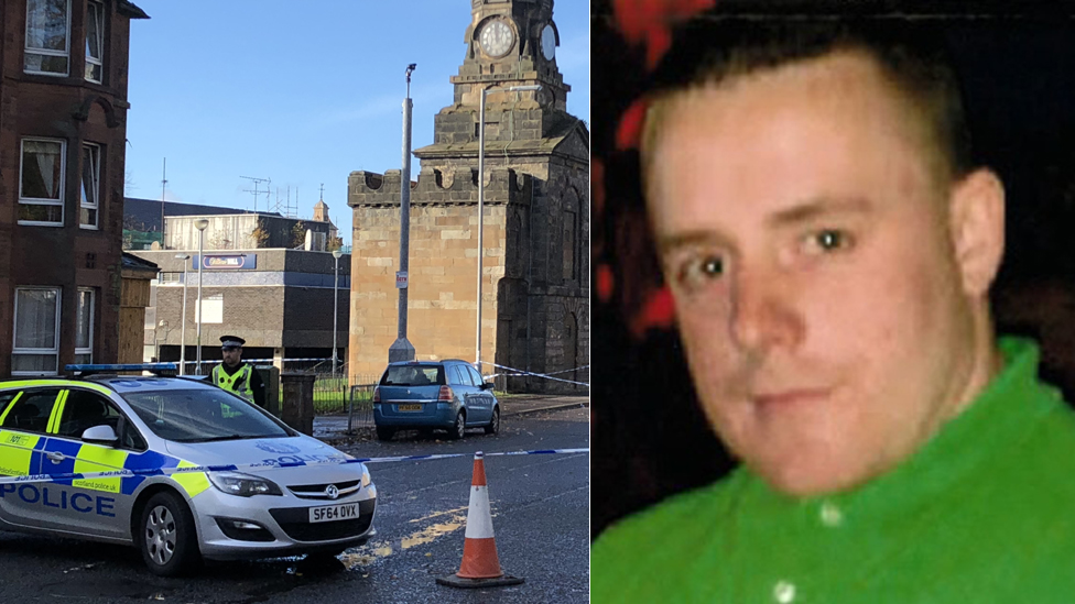 Police on streets one week after Pollokshaws killing
