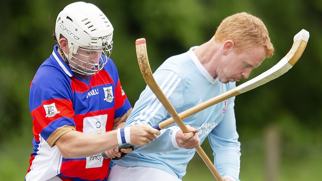 Shinty: Caberfeidh and Kingussie draw, Newtonmore win