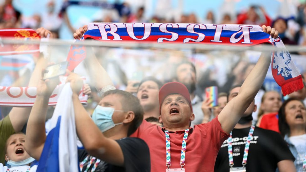 Russia won their second game in St Petersburg on Wednesday, defeating Finland