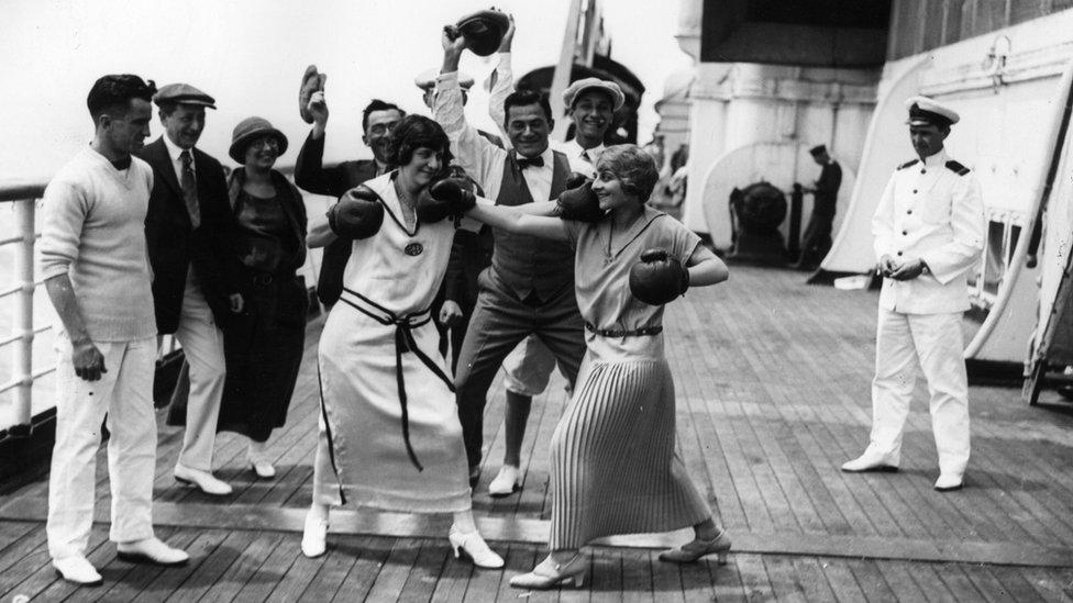 1923 cruise