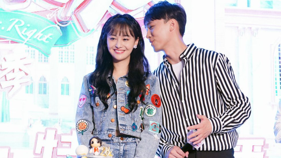 Zheng Shuang and Zhang Heng