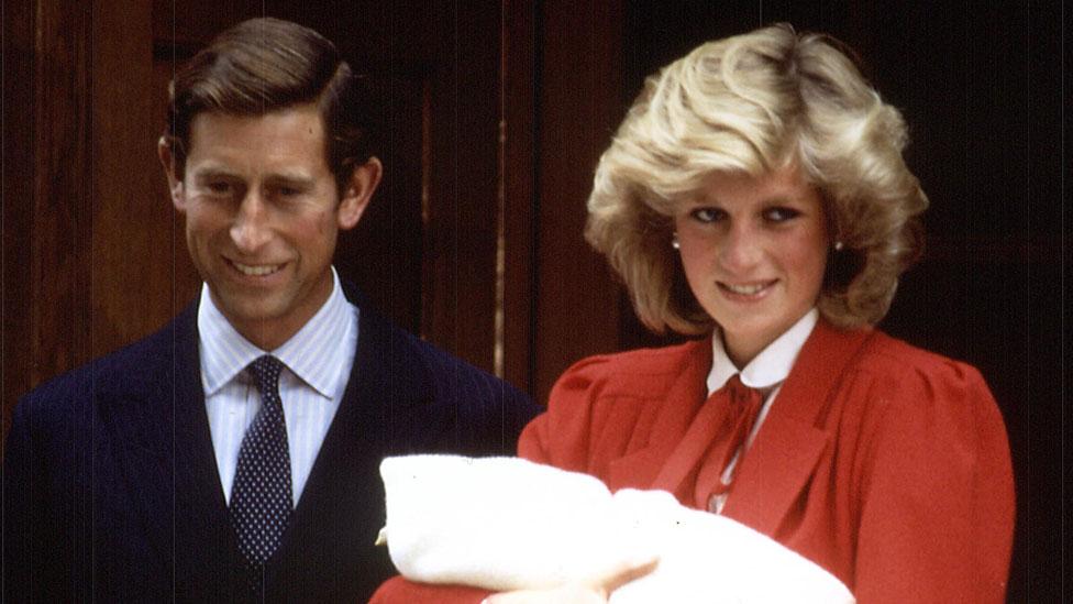Prins Hari je rođen 1984. godine, kao drugo dete princa i princeze od Velsa