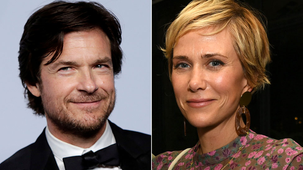 Jason Bateman (Reuters) and Kristen Wiig