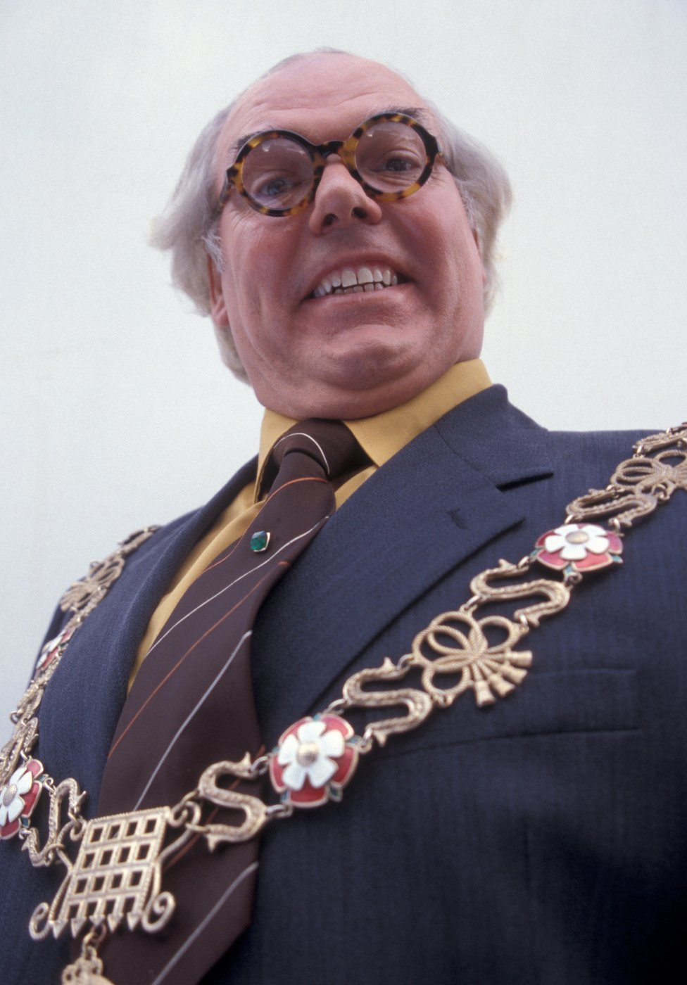 Roy Chubby Brown in the League of Gentleman