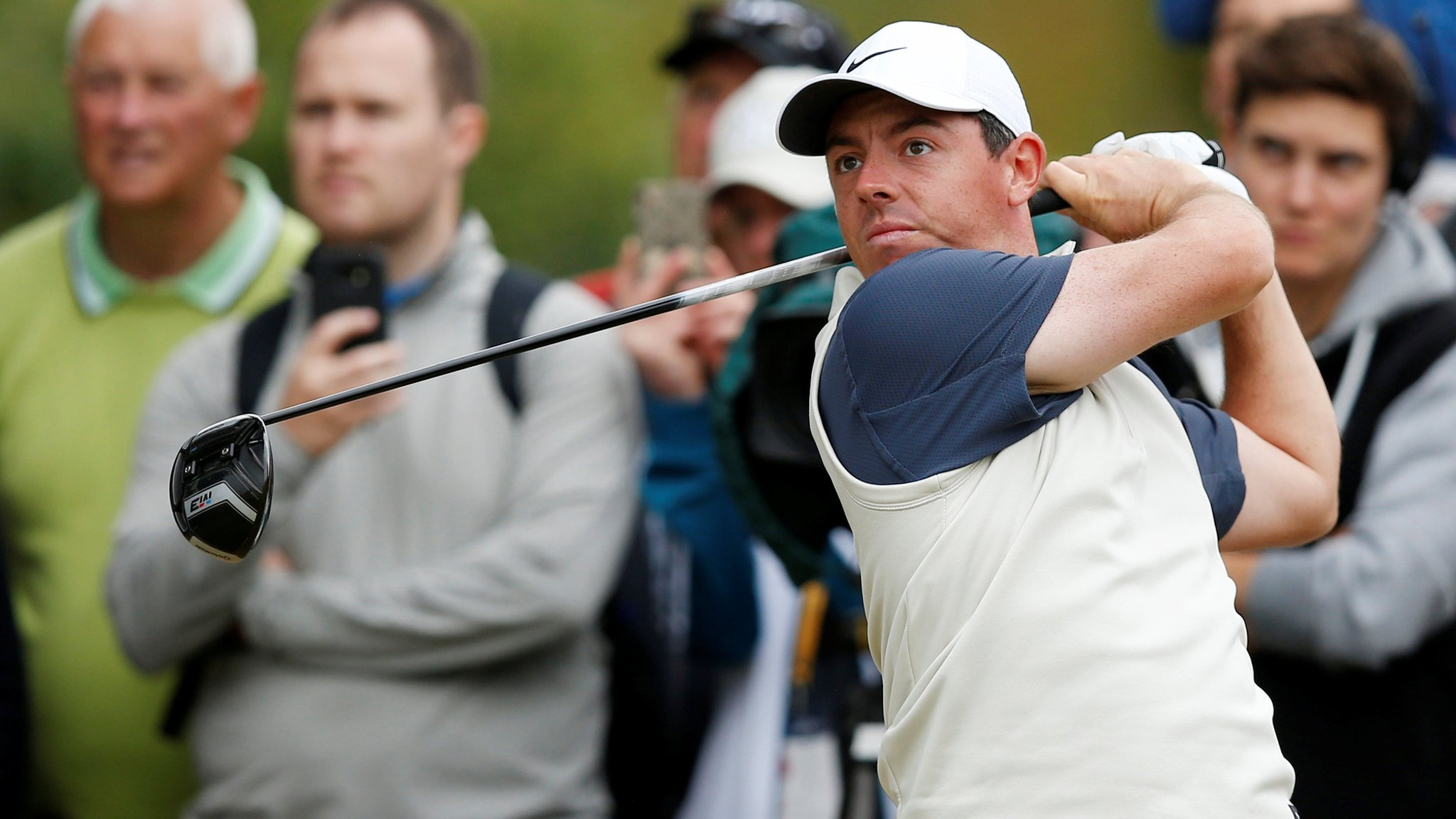 McIlroy keen to 'create good memories' - Open preview