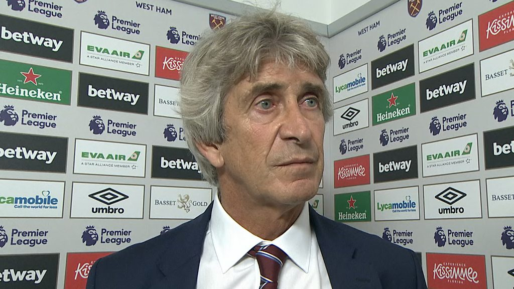 West Ham United 1-2 AFC Bournemouth: Manuel Pellegrini eager to forget last season