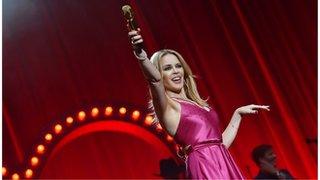 BBC News - Kylie Minogue reschedules concerts in Dublin and Belfast