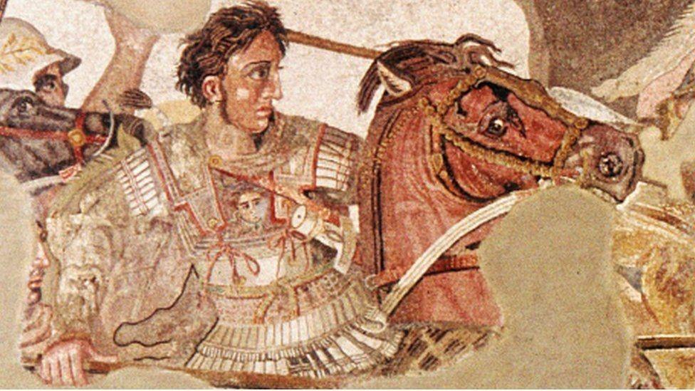 الأسكندر الأكبر حكم اليونان وأسس إمبراطورية