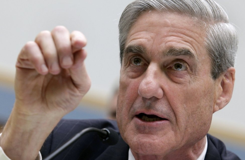 Special council Robert Mueller pictured in Washington in 2013.