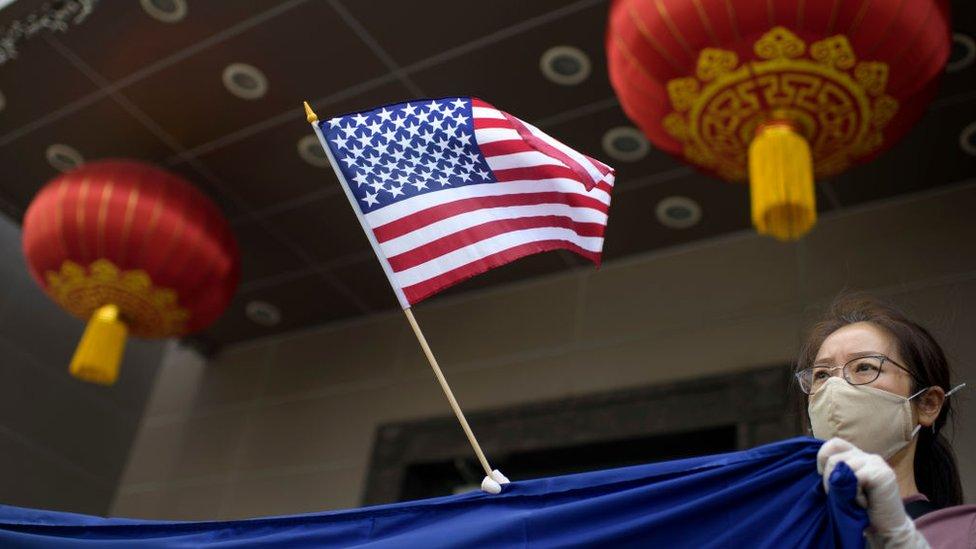 中國駐休斯敦領事館
