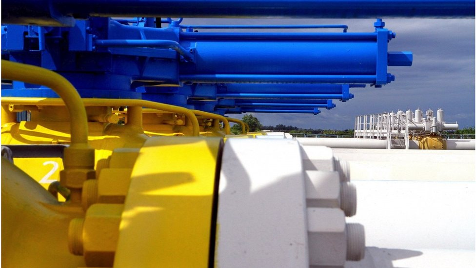 Анбандлінг: від Нафтогазу відокремили ГТС, але