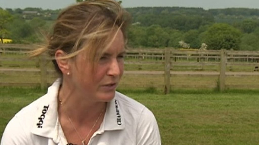 Piggy French on wanting to quit and recovering from Olympic heartache
