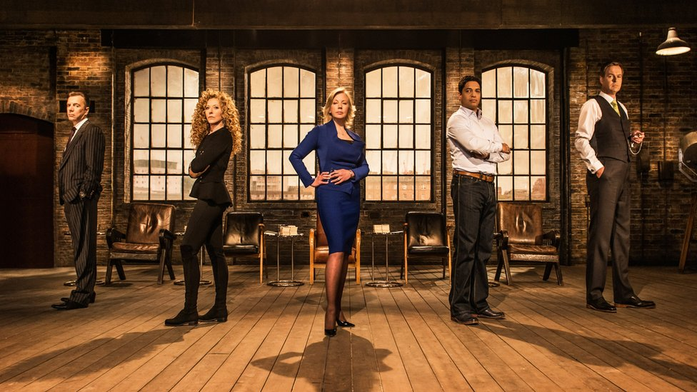 promotional picture of Dragons Den