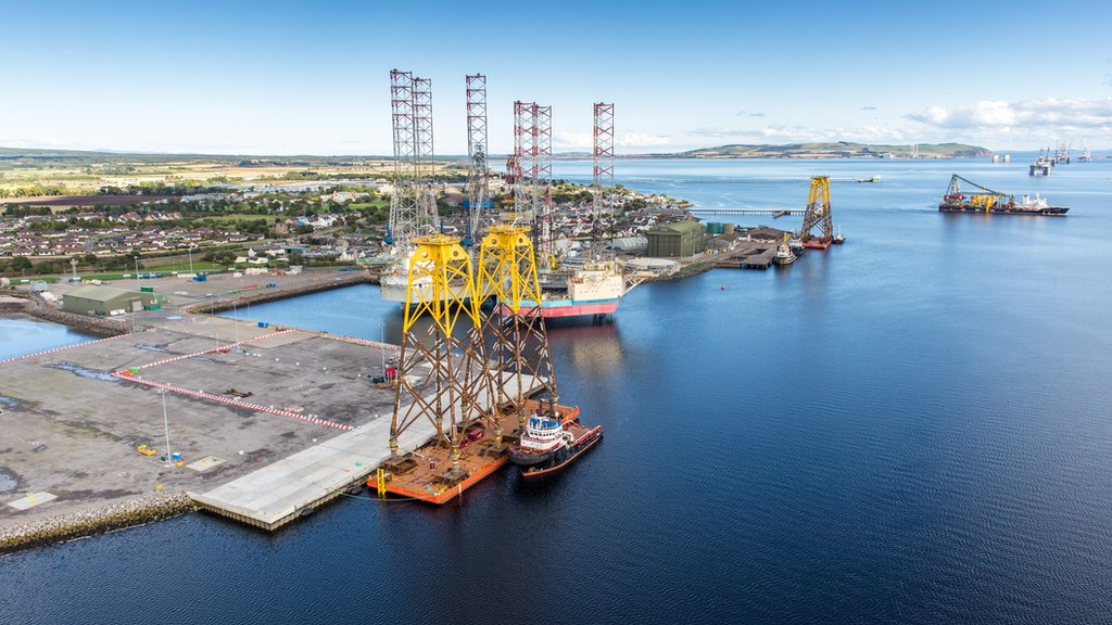 Port of Cromarty Firth secures wind farm contract